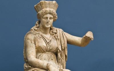 La déesse-chamane originelle en tant que femme-qui-accouche: les femmes étaient les premiers chamans