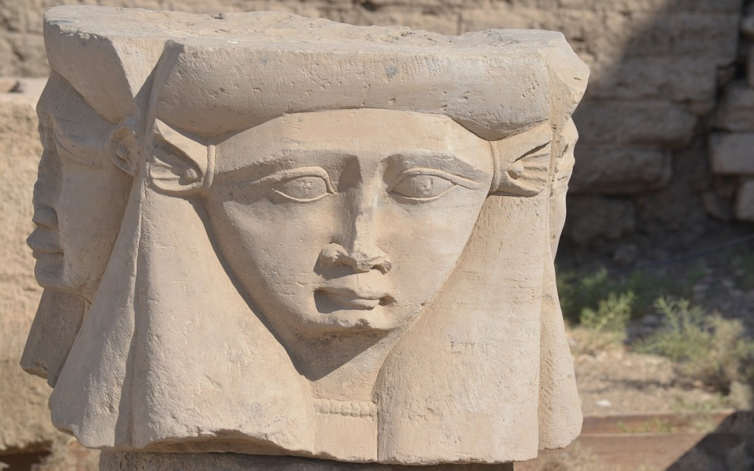L'oeil de Rê, la puissance féminine divine en Égypte ancienne