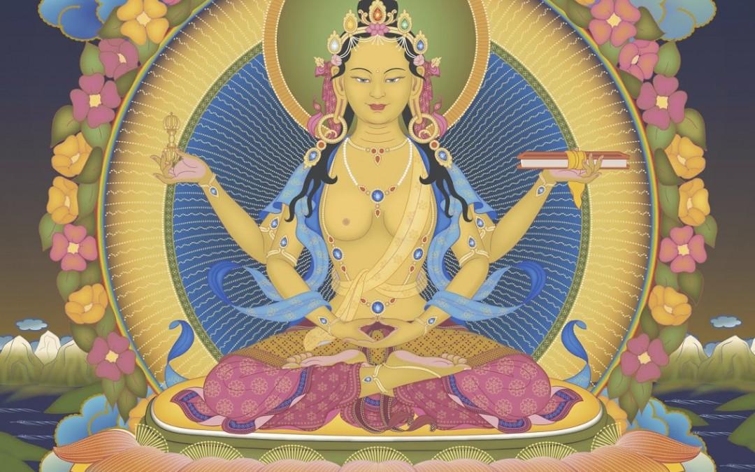 La Grande Mère Prajnaparamita
