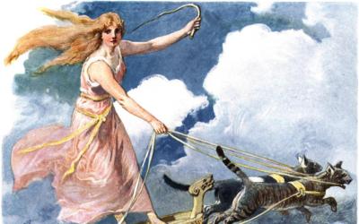 Rite de Freyja