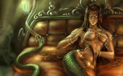 Échidna, Mère des Monstres