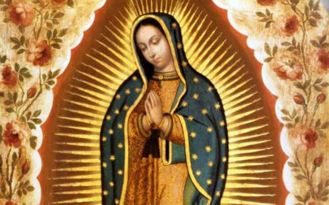 Tonantzin ou Vierge de Guadeloupe