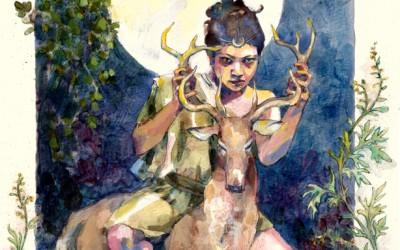 Rite de protection avec Artemis