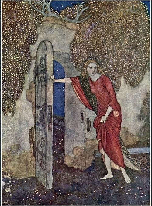 Rite de dépouillement avec Inanna