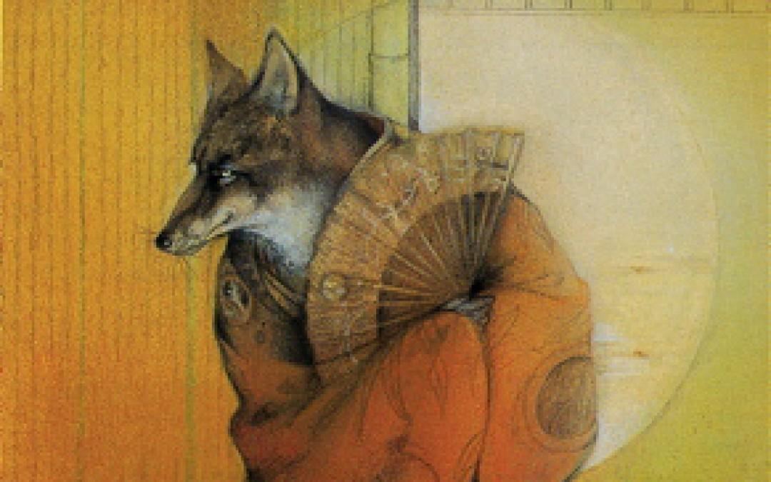 Rite de joie pétillante avec Inari