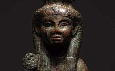 Isis, voyageuse des mondes,l'archétype de la Chamane