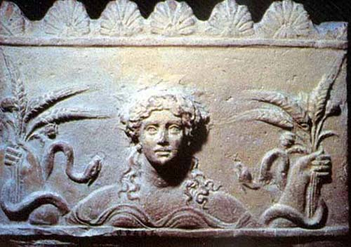 Demeter, une déesse cyclique