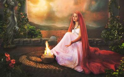 Hestia vue par Dee Hestielle